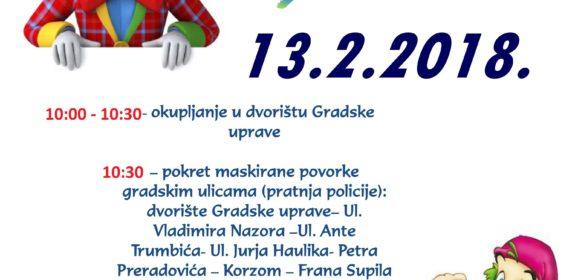 MALI FAŠNIK