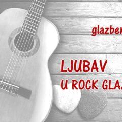 LJUBAV u rock glazbi i poeziji