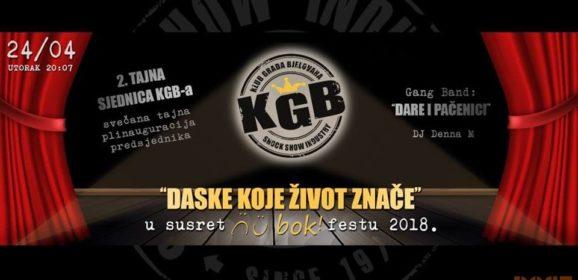 2. TAJNA SJEDNICA KGB-a