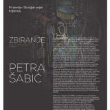 ZBIRANJE – Petra Šabić