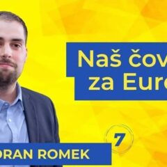 Naš čovjek za Europu