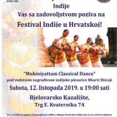 Festival Indije u Hrvatskoj