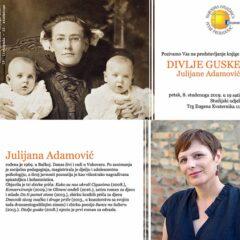 DIVLJE GUSKE Julijane Adamović