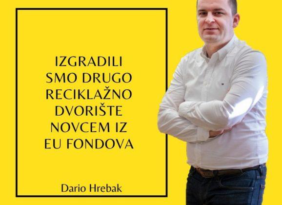 Dario Hrebak poziva Milana Bandića