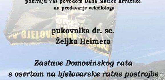 Zastave Domovinskog rata